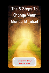 5 steps change money mindset