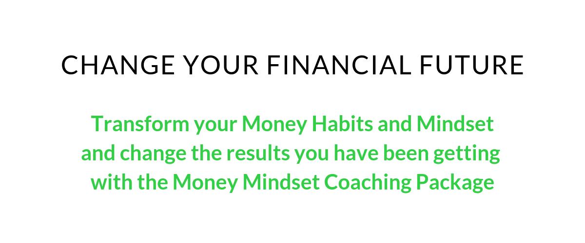 Money Mindset Coaching Package